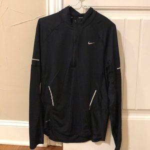 Nike Running lightweight Half Zip Jacket